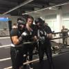 Sparing mit Mustafa Safran und Christian Pawlak